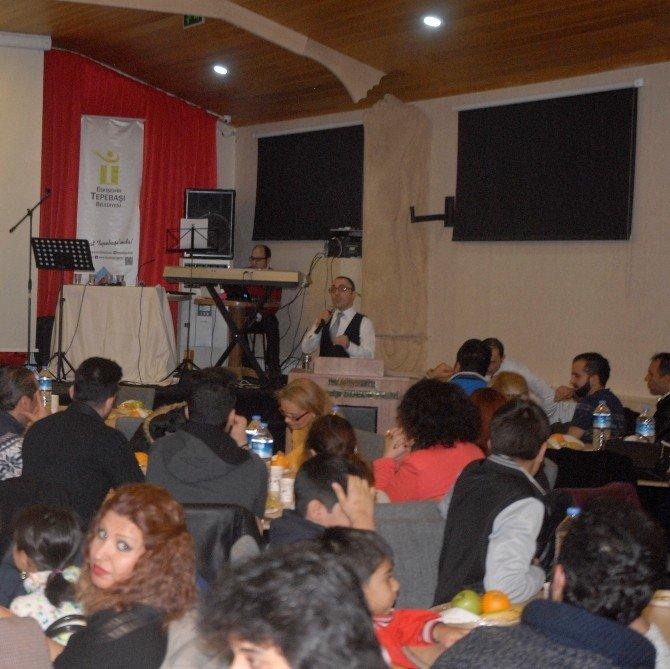 Protestan Hristiyanlar Eskişehir'de Noel Bayramı'nı Kutladı