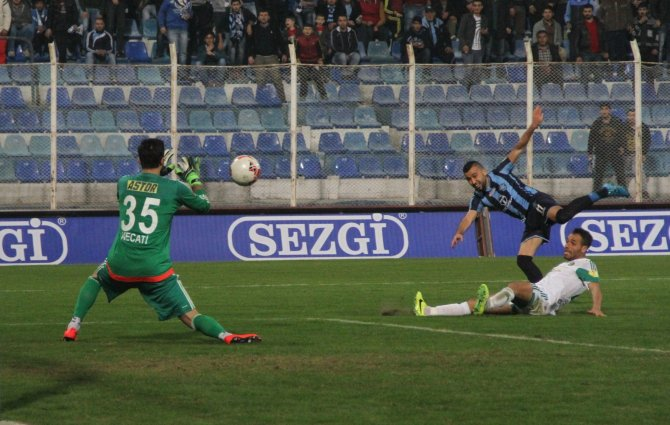 Adana Demirspor: 2 - Şanlıurfaspor: 0