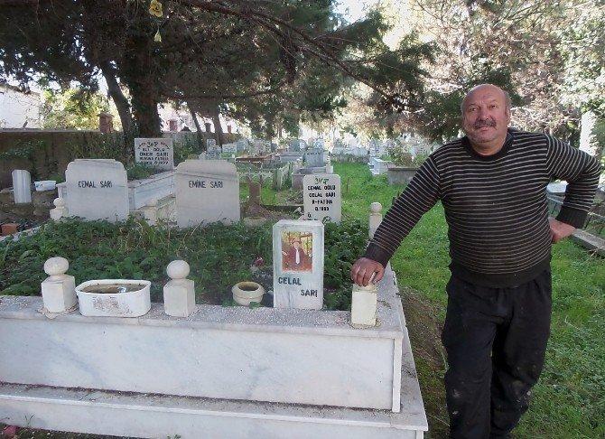 Ölmeden Mezarını Yaptırdı