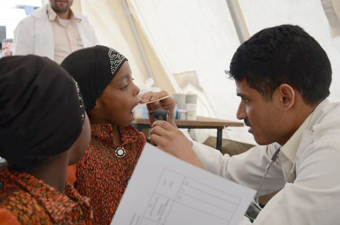 Yemen'de Sınır Tanımayan Doktorlar yaklaşık 150 bin hastayı tedavi etti