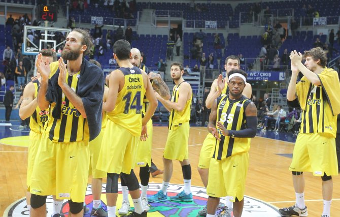 Fenerbahçe, Royal Halı Gaziantep engelini 97-85'le aştı