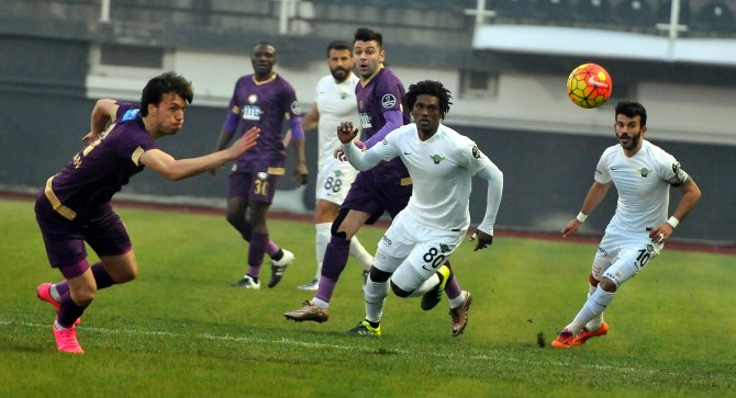 Akhisar Belediyespor: 0 - Osmanlıspor FK: 0