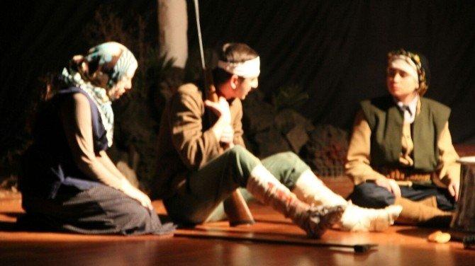 Kara Fatma Belgesel Tiyatro