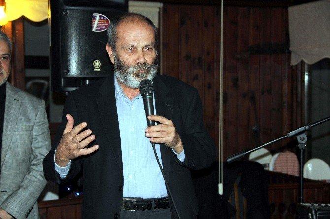 TMMOB Genel Başkanı Soğancı, Kastamonu'ya Geldi