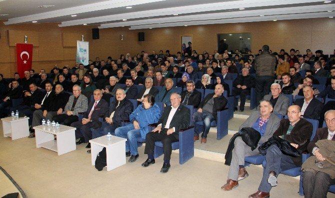 Hitit Üniversitesi İlahiyat Fakültesi Öğretim Üyesi Prof. Dr. Hilmi Demir: