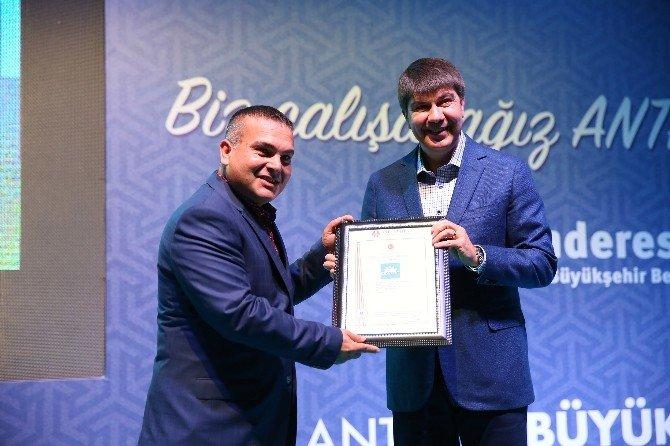 'Antalya'ya İyi Gelecek' Tescillendi