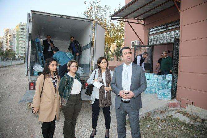 Büyükşehir'den huzurevi sakinlerine yardım