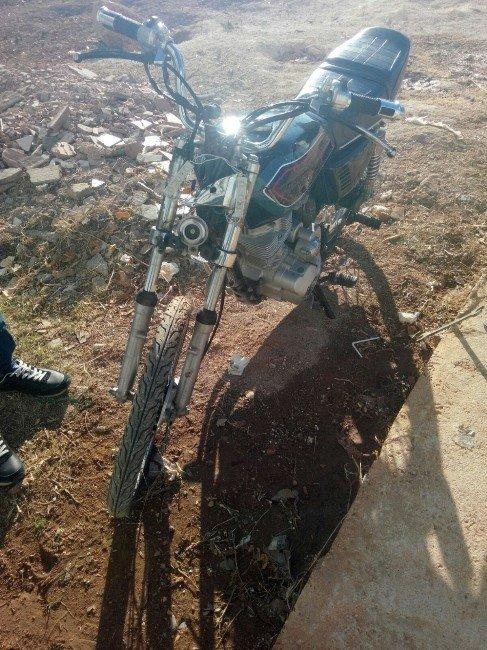Çalıntı Motosiklet 3 Gün Sonra Bulundu
