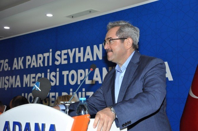 """AK Parti'li Ünüvar: """"Hainler, Kazdıkları Çukurlarda Boğulacaklar"""""""