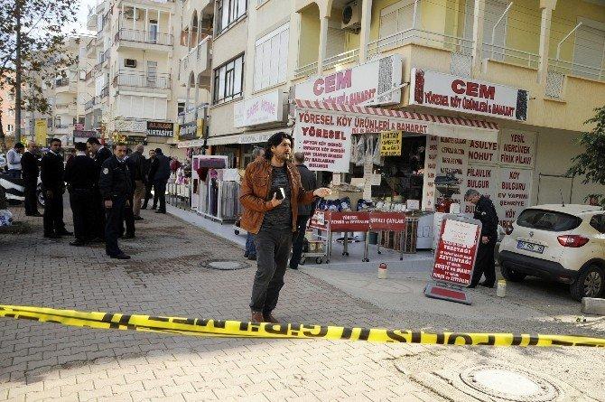 Antalya'da Silahla Yaralama: 2 Yaralı
