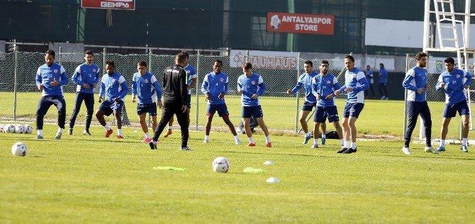 Antalyaspor'un İlk Yarı Karnesi
