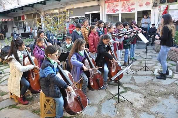 Zeytin Çekirdekleri'nden yeni yıl konseri