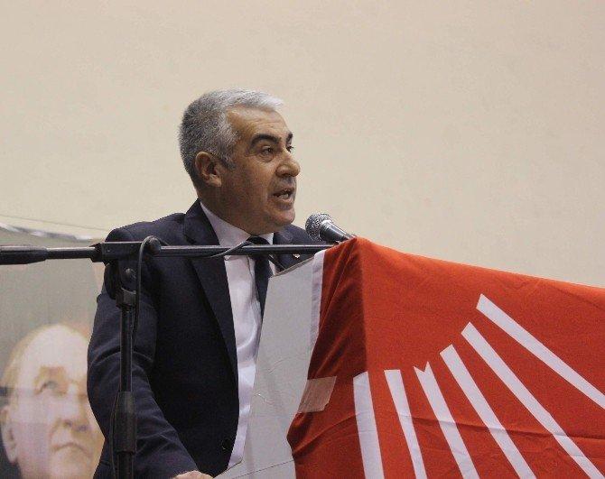 CHP İl Başkanı İnci'den Seçim Sonrası İlk Değerlendirme