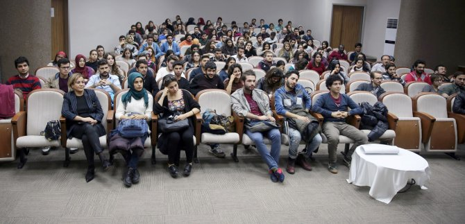 Çukurova Üniversitesi'nde Değişim Programları Tanıtım Günü düzenledi