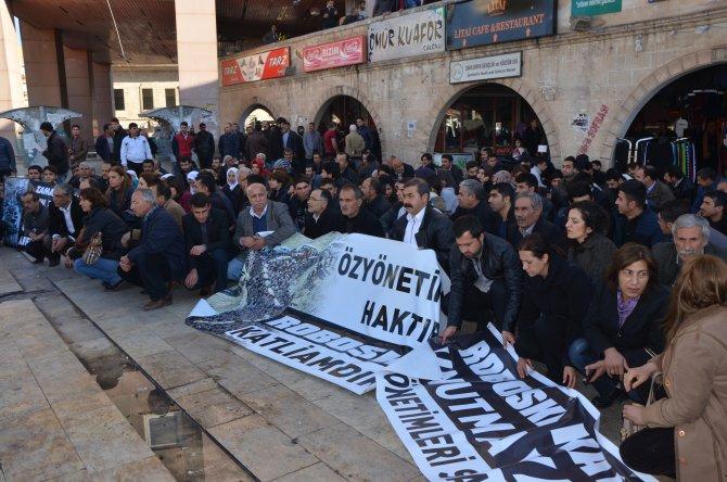 DBP Şanlıurfa Eş Başkanı Enmek: Kürtlere özyönetimden başka şans bırakılmamıştır