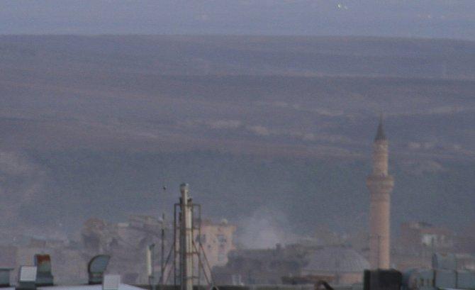 Sur'da şiddetli çatışmalar başladı