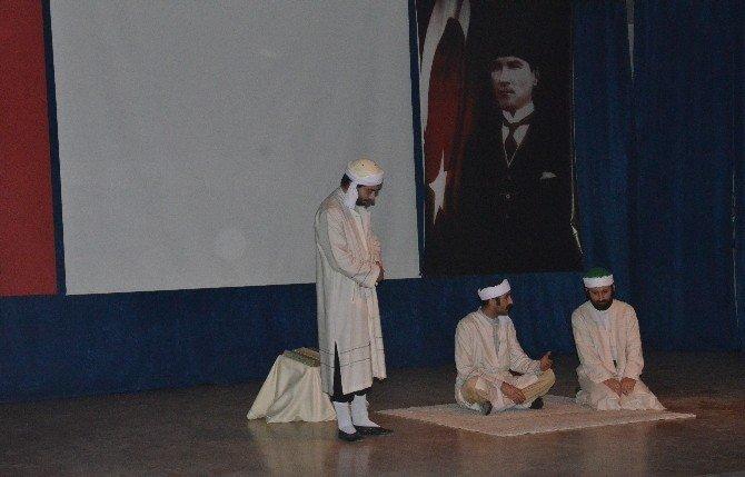 Düzce'de Mevlana Haftası Kutlandı