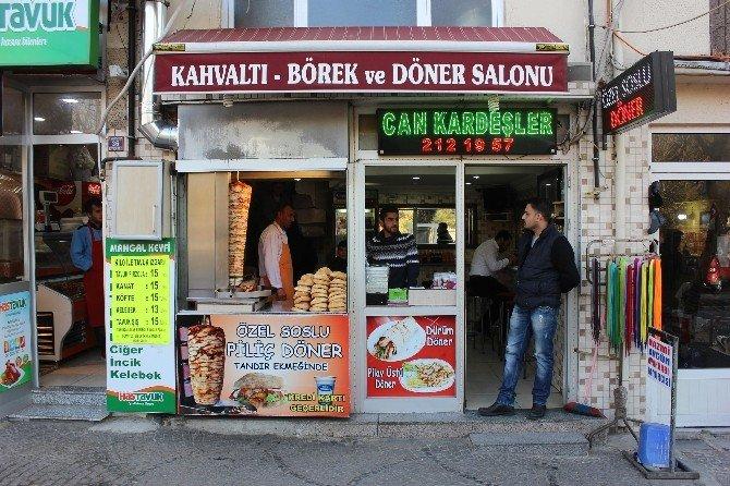 Edirne'de Çelik Kasa Hırsızlığı