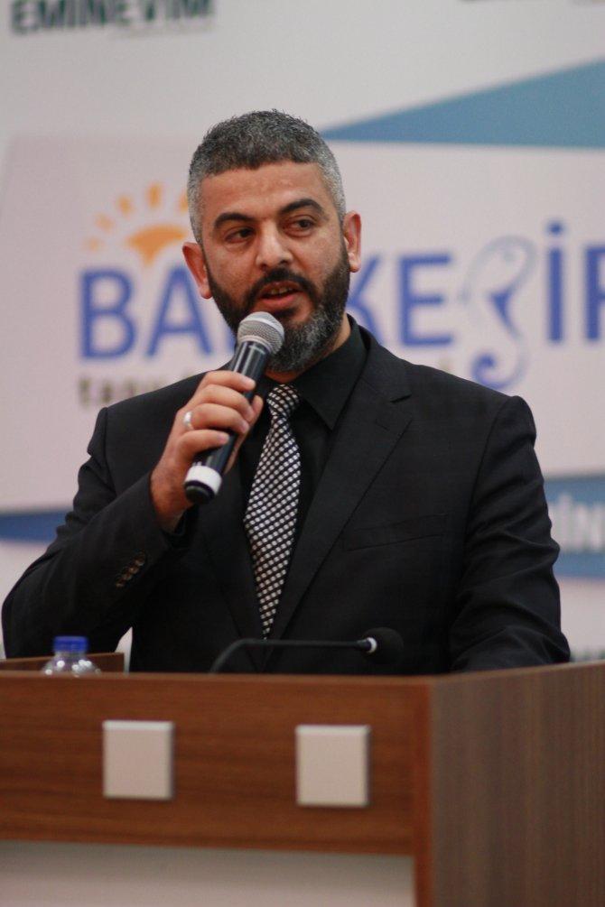 Eminevim, Balıkesir'de tapuları dağıttı