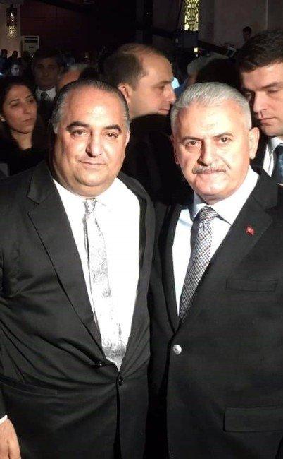 Patronlar Dünyasının KKTC Temsilcisi Ertan Birinci Ankara'da