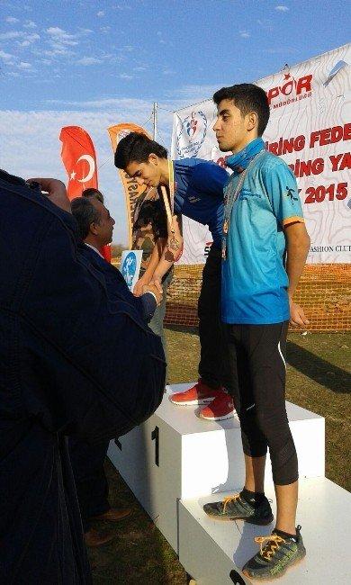 Eskişehirli Genç Oyuncu Altın Madalya Kazandı
