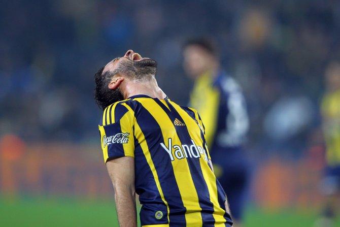 Fenerbahçe: 2 - Medicana Sivasspor: 1