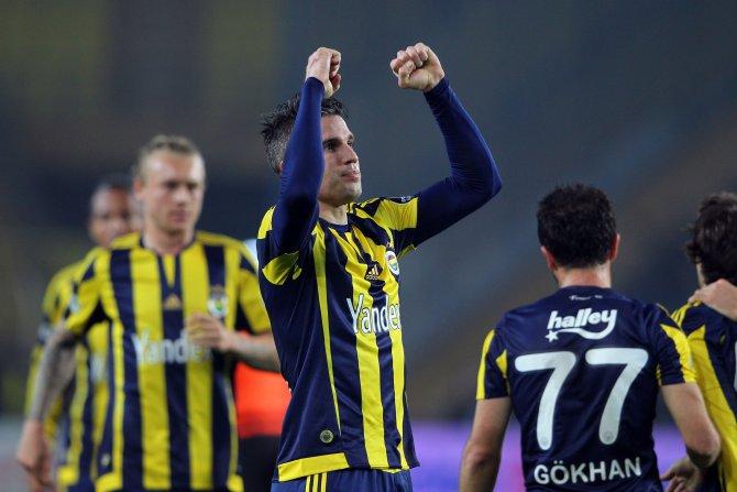 Fenerbahçe: 1 - Medicana Sivasspor: 1 (İlk yarı)