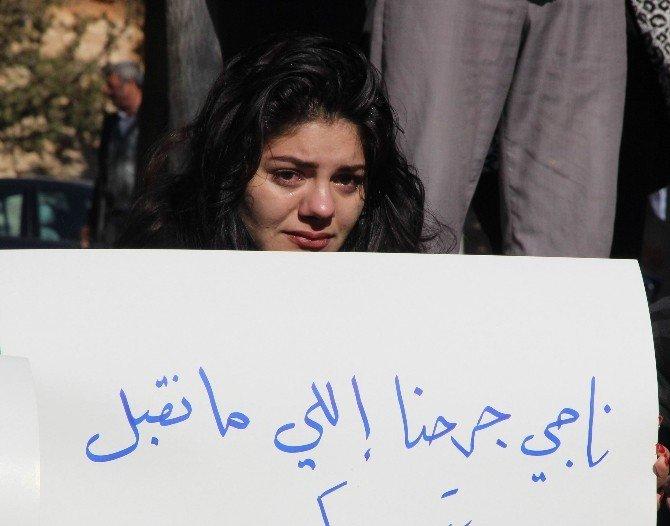 Öldürülen Suriyeli Gazeteci Defin Edildi