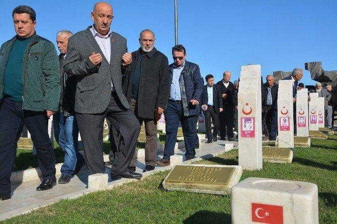 Kıbrıs Gazılerınden Kıbrıs'a Çıkartma
