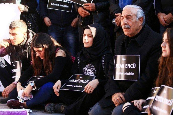 Uludere'de Hayatını Kaybedenler Adana'da Anıldı