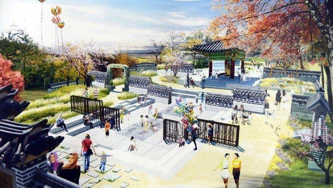 Güney Kore'nin EXPO 2016 Projesi Tamam