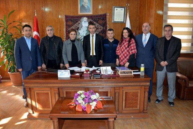 Hakkari Belediyesi ile Tüm-Bel-Sen arasında toplu iş sözleşmesi imzalandı