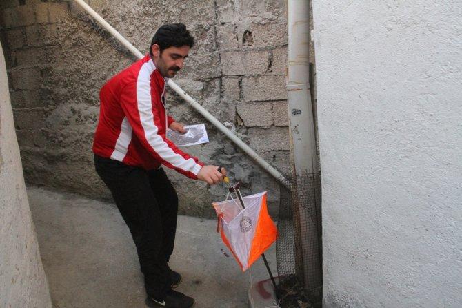 Oryantring sporcuları eski Antakya sokaklarını keşfetti