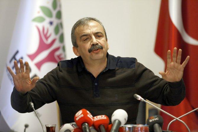 HDP'li Önder: MGK'da kararlaştırılan bir politika ile Kandil'e gittik