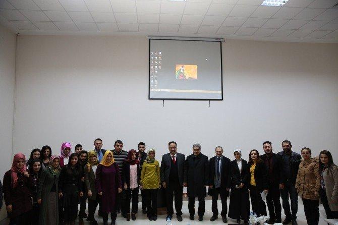 Iğdır'da 'Mevlana'yı Anma Ve Şeb-i Arus' Programı