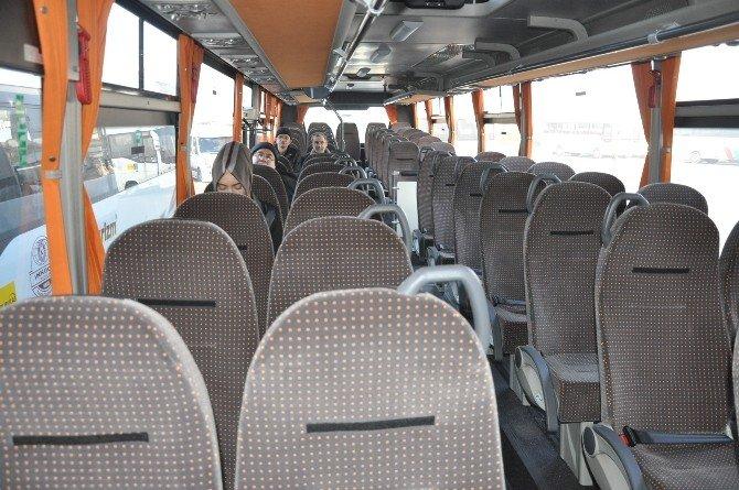 Büyükşehirin Sarı Otobüsleri İnegöl-bursa Seferlerine Başladı