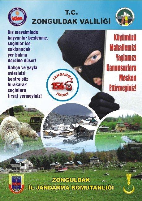 "Jandarma'dan ""Komşu Koruma"" Projesi"