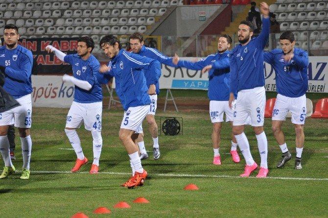 Kayseri Erciyesspor'da 5 Gün İzin Yapacak Oyuncular 2 Ocak'ta Antalya'da Kamp İçin Toplanacak