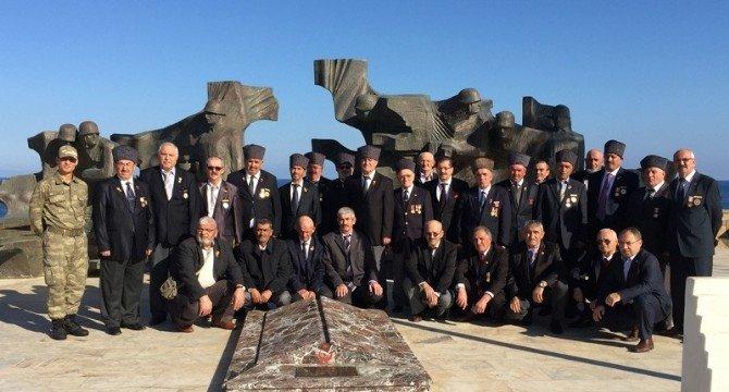 Çankırı'lı Gaziler Yıllar Sonra Kıbrıs'ta