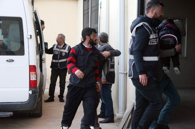 IŞİD'e Katılmak İsteyenleri Suriye'ye Götüren 3 Kişi Tutuklandı