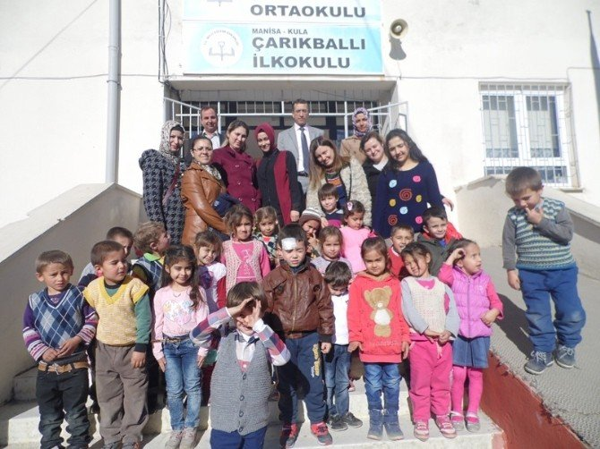Kula Anaokulu'ndan Sosyal Sorumluluk Projesi