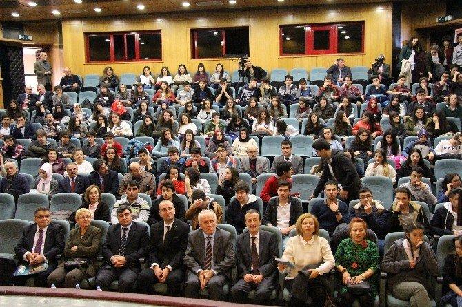 Samsun'da 'Beş Şehir' Paneli