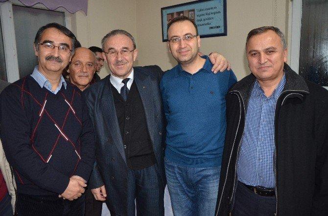 Prof. Dr. Ramazan Ayvallı, Eskişehir'de Öğrencilerle Buluştu