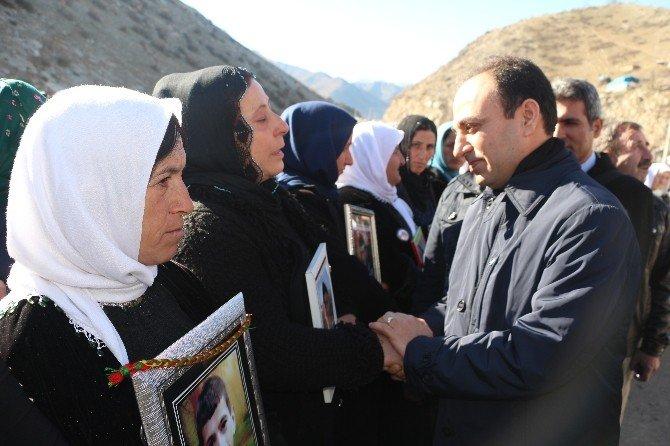 Uludere Saldırısında Ölenler Mezarları Başında Anıldı