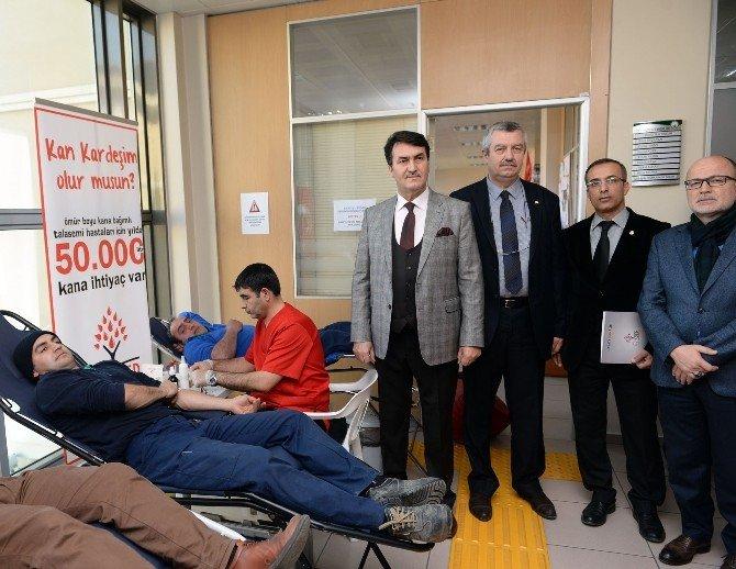 Osmangazi'den 'Kan Kardeşliği' Kampanyası