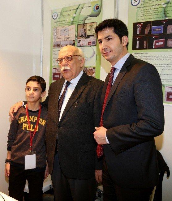 Düzce Türk Dünyası Bilim Olimpiyatlarında