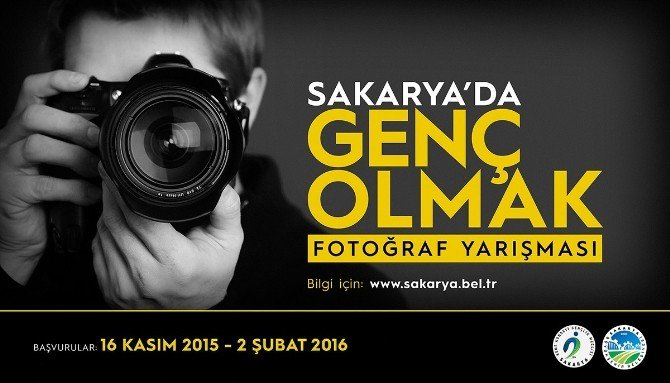 """""""Sakarya'da Genç Olmak"""" Fotoğraf Yarışması Devam Ediyor"""