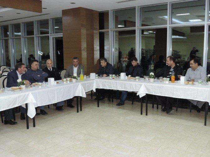 SAÜ Koruma Ve Güvenlik Şubenin Geleneksel Yıl Sonu Pazar Yemeği Gerçekleşti