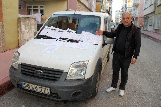 Ordu'da Bir Günde 2 Bin Lira Hız Cezası Yedi