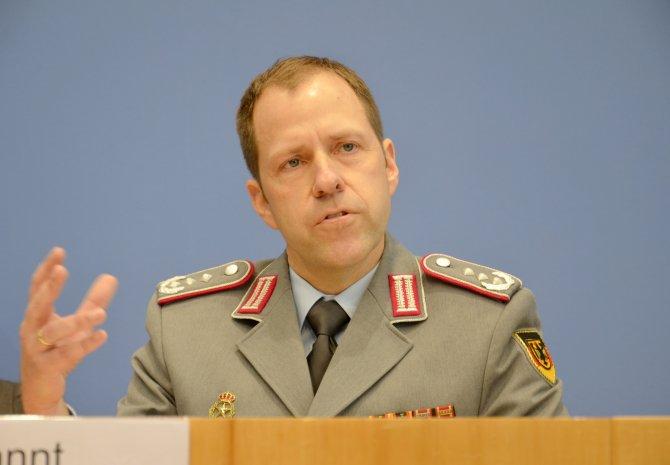 Alman Dışişleri Sözcüsü: Askerlerimiz NATO bünyesinde Türkiye'ye gidecek